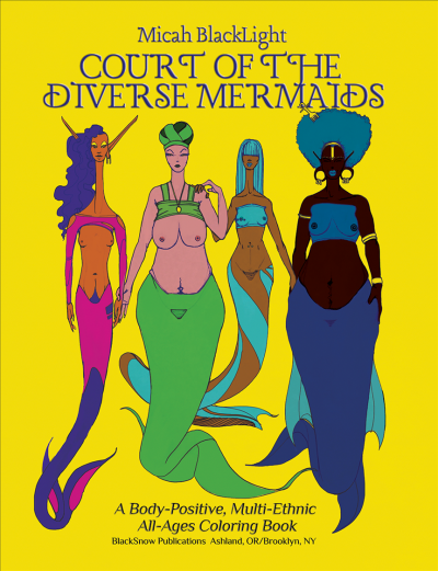 Court Of Diverse Mermaids Cover